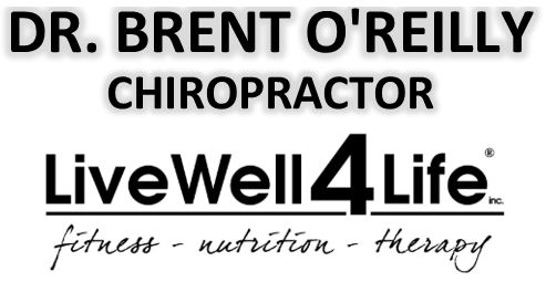 DR. BRENT O'REILLY / CHIROPRACTOR